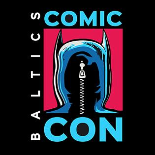 Laimėkite Bilietus Į Comic Con Baltics!
