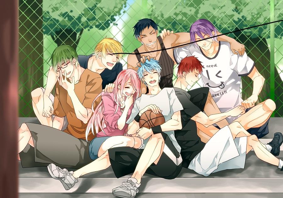 Asmeninė Kuroko's Basketball apžvalga
